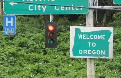 Oregon: Pacific highway 101
