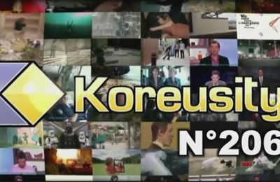 Compilation Koreusity n° 206