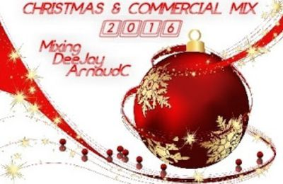 Christmas and commercial mix december 2016 (DJARNAUDC)
