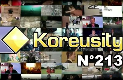 Compilation Koreusity n°213