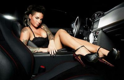 En voiture Simone! (77 Photos)