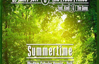 DJ Jazzy Jeff & The Fresh Prince - Summertime (Rhythm Scholar Remix)