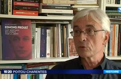 La biographie d'Edmond Proust sur France 3