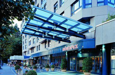 SCELTO L'HOTEL PER IL WEEKEND DEL 16/17 DICEMBRE: MOVENPICK**** HOTEL LAUSANNE