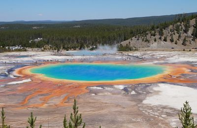 Jour 13 : le Yellowstone