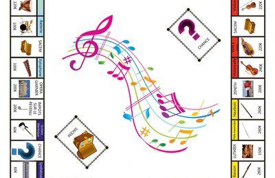 Monopoly des instruments de musique