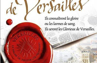 Le Roi noir de Versailles (t.2 et 3)