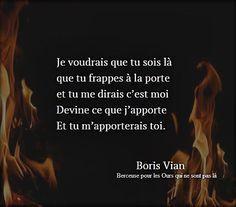 Boris Vian... poète surréaliste au grand coeur