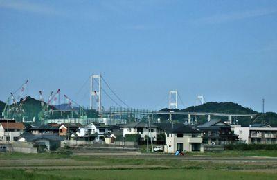Matsuyama  (4) ... Mon tour de l'île de Shikoku  (4) : Takamatsu / Imabari  / Matsuyama