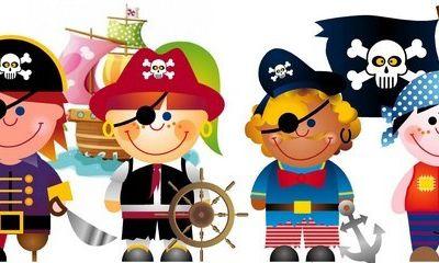 Période 5 : Les pirates