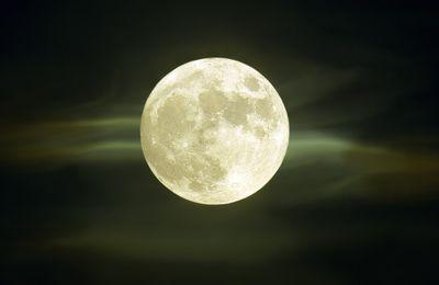 Influencias de la primera Luna Llena 2017