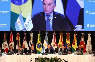 El Mercosur envió una nota al Gobierno de Venezuela ''para abrir un canal de diálogo''