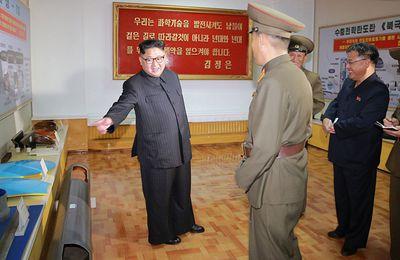 Kim Jong-un 'filtra' al mundo entero los nuevos misiles de Corea del Norte