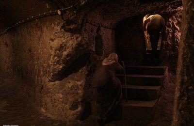 Derinkuyu, plus belle ville souterraine de Cappadoce