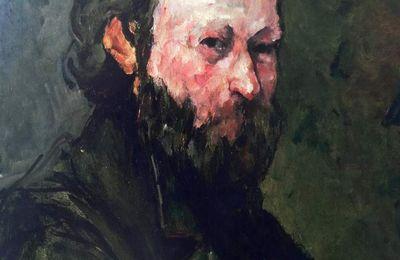 Cézanne - Portraits - Musée d'Orsay - septembre 2017