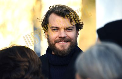 Euron Grejoy, l'acteur Pilou Asbæk, de Game of Thrones au Grand Palais, à Paris !
