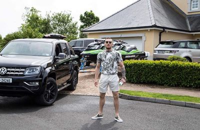 (Photos) : Bienvenue dans la maison de Conor McGregor