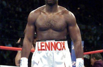 Lennox Lewis pas intéressé par le combat Mayweather-McGregor
