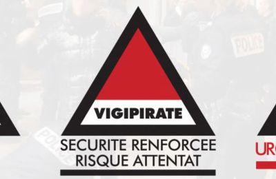 Refonte du plan vigipirate: 3 niveaux
