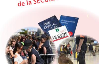 COLLOQUE le 1er février 2017: Les enjeux contractuels de la sécurité privée (Université Paris Descartes )