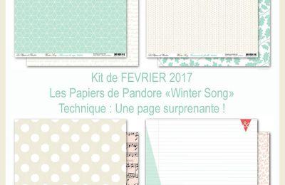 Page de cours - FÉVRIER 2017