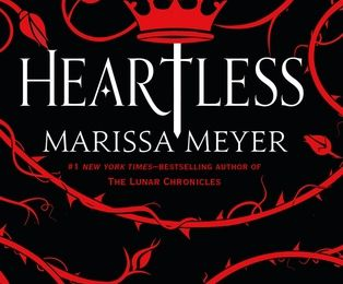 """Chronique littéraire : """"Heartless"""", by Merissa Meyer"""