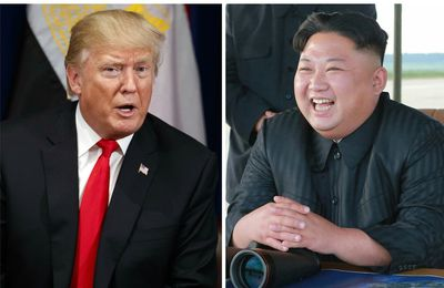 On a retrouvé la conversation Messenger entre Donald Trump et Kim Jong-un