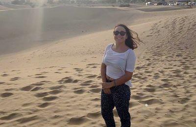 photos de Mathilde en Inde suite