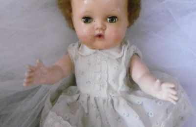 """POUPEE AMERICAINE """"AMERICAN CHARACTER DOLL"""""""