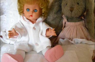 POUPEE CROLLY DOLL