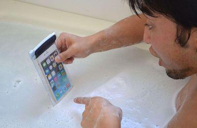Peut-on s'électrocuter avec son téléphone mobile ?