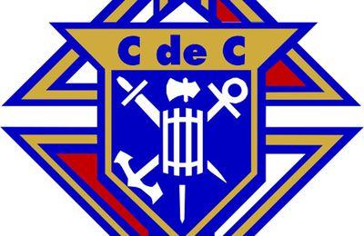 Avec 135 ans de retard, Christophe Colomb débarque en France avec ses chevaliers