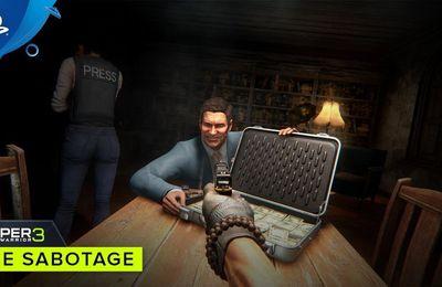 SniperGhostWarriorDévoile Le Scénario De Son Nouveau DLC!