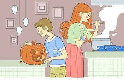Halloween s'en vient !