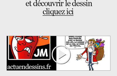 Dessins de JM semaine 4 de septembre 2017 sur Youtube