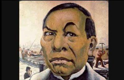 Juárez, el heróico mexicano que demostro firmeza y amor a la Patria.