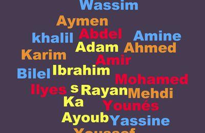 Je cherche un prenom de fille arabe