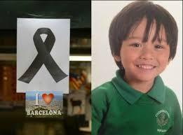JULIAN, icône de Barcelona et image de l'espoir - La Barcelona de Juan MARSE - La fête gâchée de Gracia - La fascination morbide