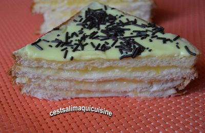 Napolitain au citron express