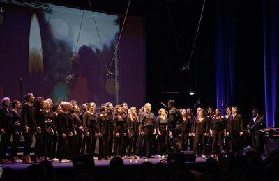 GOSPEL RHAPSODY, notre spectacle du vendredi 20 octobre 2017 salle Yprésis à Saint Hilaire de Loulay
