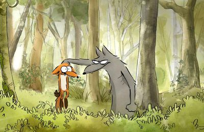 """""""Le Grand méchant renard, et autres contes"""" ou comment ne pas oublier votre âme d'enfant"""