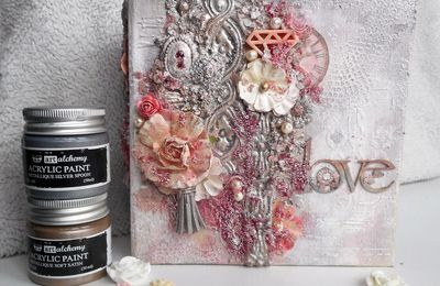 mini love pour la bulle a scrap