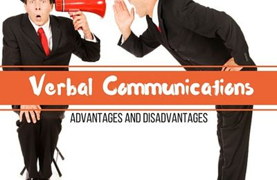 Advantage of Verbal Communication Skills