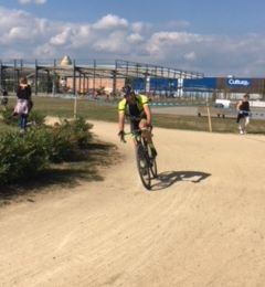 Reprise du cyclo-cross