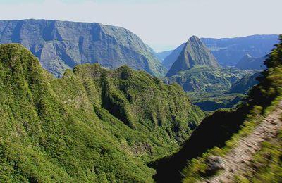 Réunion, une île verte :SALE TEMPS POUR LA PLANÈTE MARDI 08-08-2017 [Replay] France 5