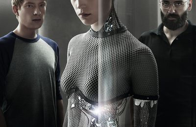 Ex Machina [Film Angleterre]