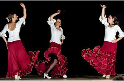 Noche Flamenca  Spectacle de flamenco  salle Godefroy Chambray-les-Tours