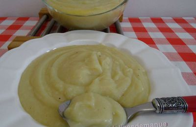 Purée de chou-fleur et pommes de terre au Cookéo ou pas -LIGHT-