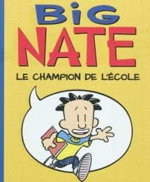 Big Nate - ikram