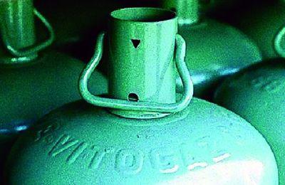 La distribution de gaz perturbée